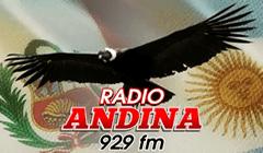 FM Andina - FM 92.9 - La Plata, Buenos Aires, Argentina