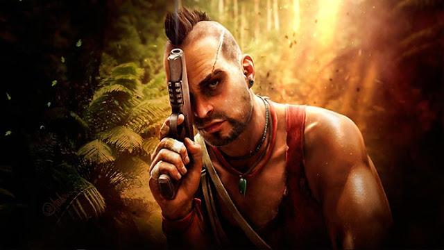 Far Cry 3 - Vaas Montenegro Wallpaper Engine