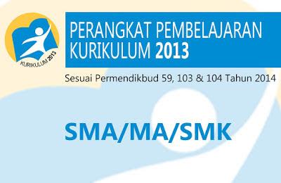 Download RPP Biologi SMA Kurikulum 2013 Kelas X, XI, XII Update 2017