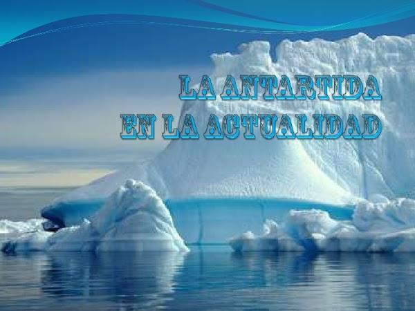 La Antártida ahora se está derritiendo rápidamente por todas partes