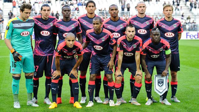 Fransa 1. ligi şampiyonları Girondins Bordeaux - Kurgu Gücü