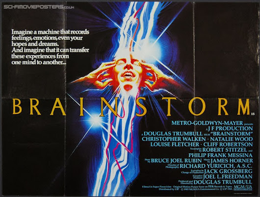BRAINSTORM (1983) WEB SITE