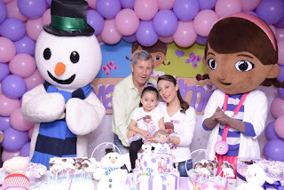 decoracion fiesta doctora juguetes bogota