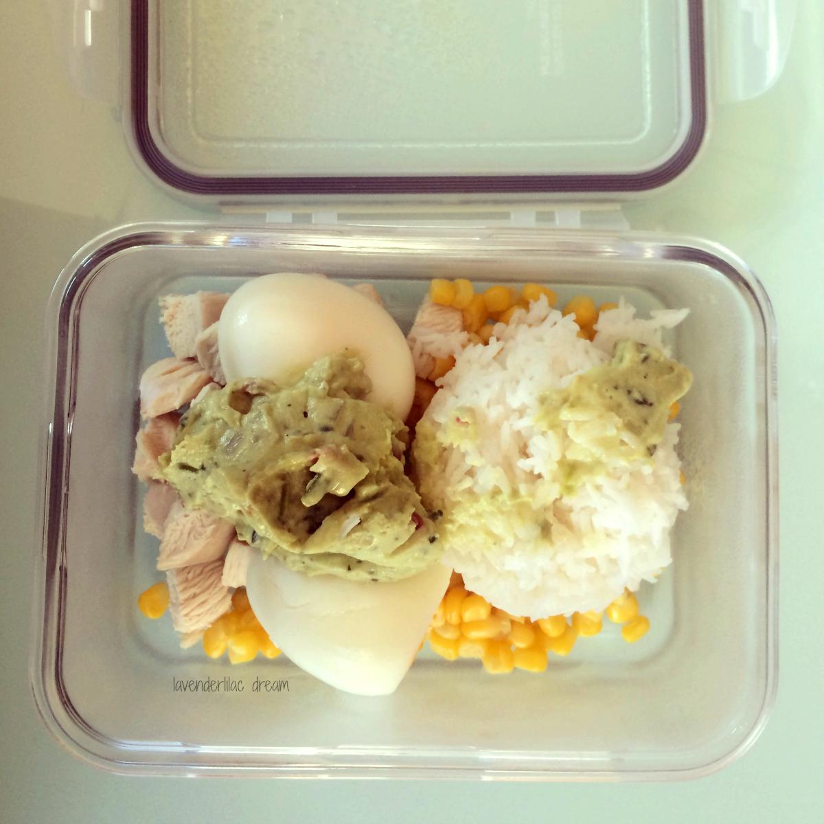 Homemade Rice Bowl