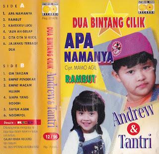 andrew & tantri album apa namanya http://www.sampulkasetanak.blogspot.co.id