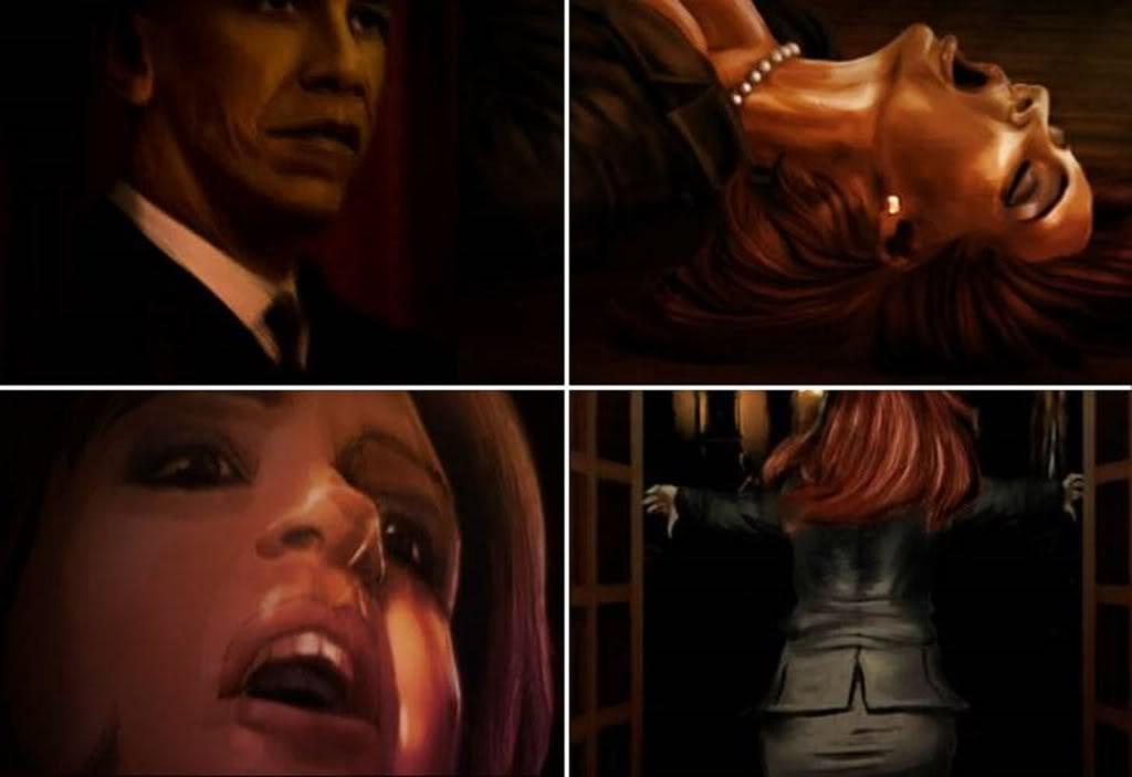 Google no eliminar el videocmic ertico de Cristina Kirchner masturbndose