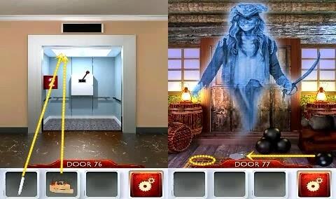 100 Doors 2 Walkthrough Level 76 77 78 79 80 & 100 Doors 77 \u0026 100 Doors Legends Guide Level 76 77 78 79 80\