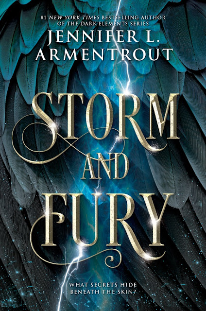 Cover Reveal: Storm and Fury by Jennifer L. Armentrout