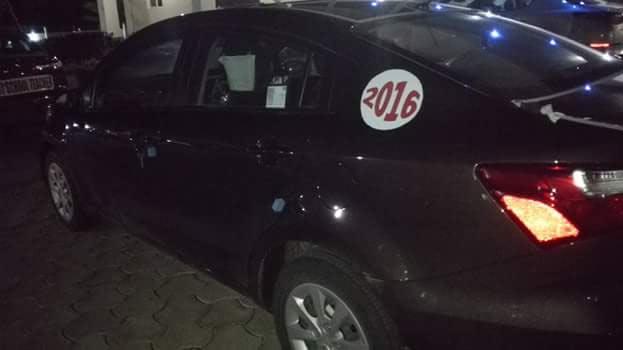 #WorldTeachersDay: Fayose gifts cars to 2 best teachers in Ekiti