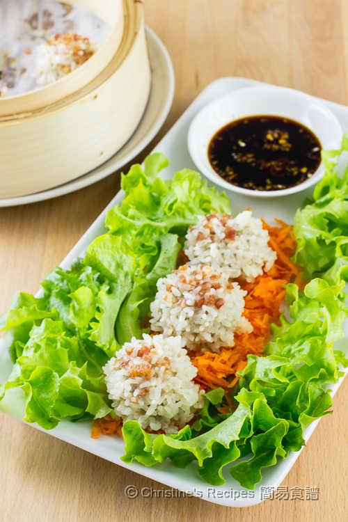 鴛鴦臘腸珍珠丸子 Lap Chang Pearl Meatballs01