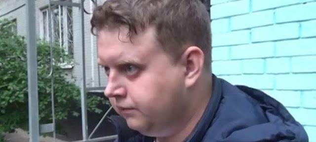 Ταχυδρόμος από τη Ρωσία ο εμπνευστής της «Μπλε Φάλαινας» - Η στιγμή της σύλληψής του (βίντεο)