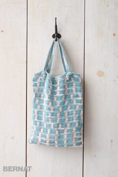Crochet Tote Bag Tutorial Part 1 : Little Treasures: 6 Free Crochet Beach Bags Patterns