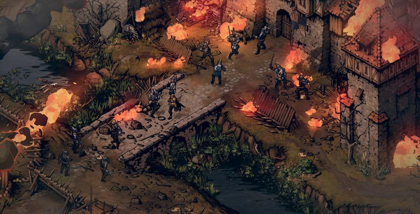 Thronebreaker The Witcher Tales PC Full Español