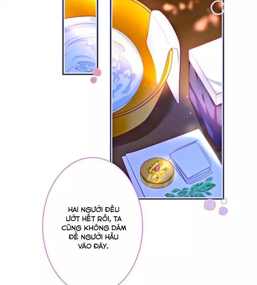 Vương Tử Và Ánh Trăng Đen chap 38 - Trang 22
