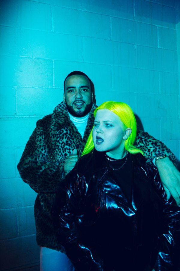 ALMA and French Montana music video for Phases on XMusicTV.Com