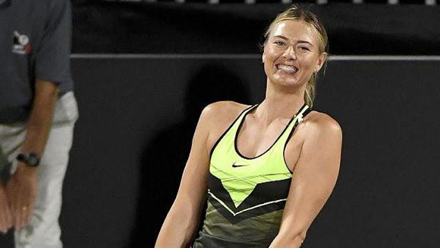 Sharapova Dapat Wild Card di Madrid Terbuka