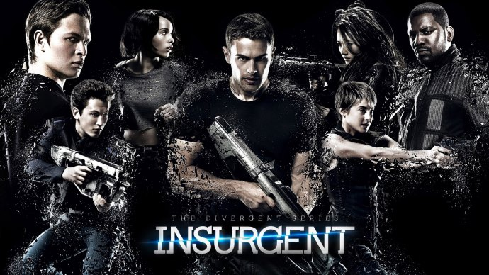 Poster: The Divergent Series Insurgent HD