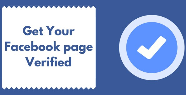 How to get facebook page verified