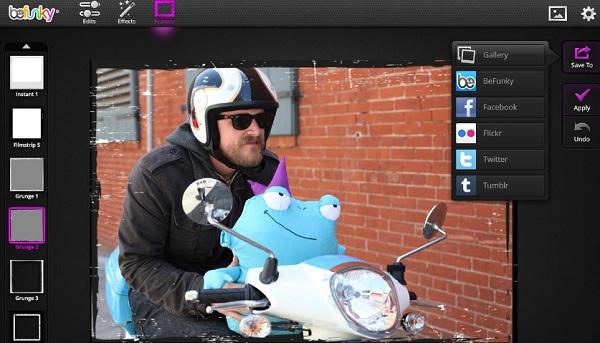 Aplikasi Edit Foto Gratis di Android
