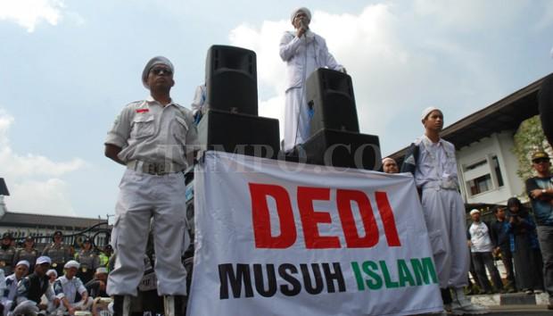 KH Ma'ruf Amin: Isu SARA Jakarta jangan Bawa ke Jawa Barat