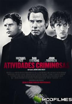 Capa do Filme Atividades Criminosas