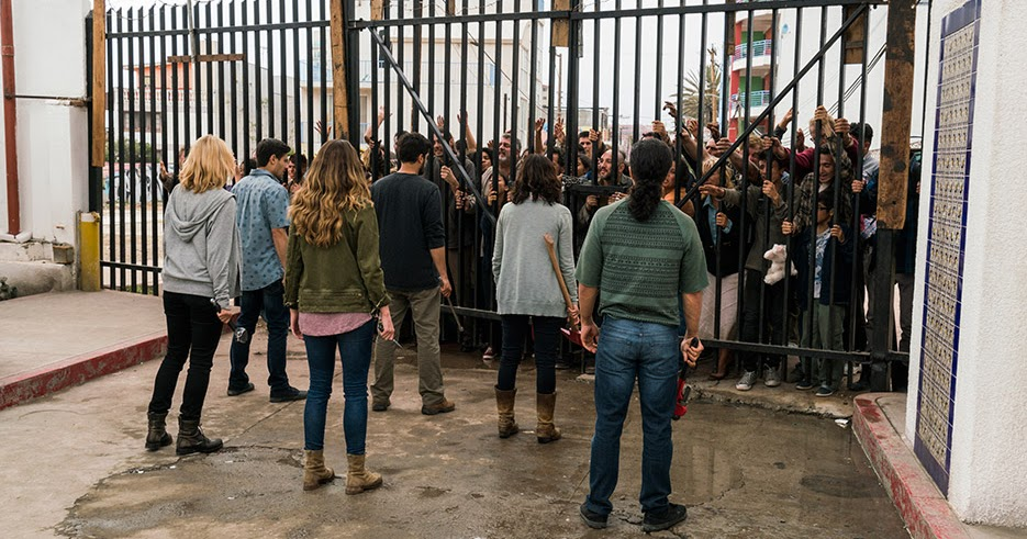 "Recensione ""Fear the Walking Dead"" S02E13 ""Date of Death"""