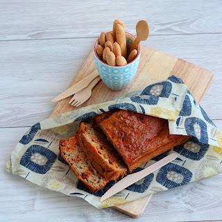 Illustration Cake Chorizo & Blé Noir