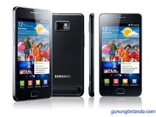 Cara Flash Samsung Galaxy S2 (Korea) SHW-M250L