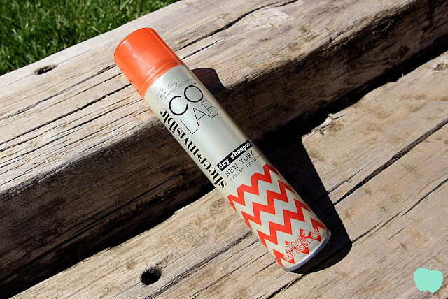 REVIEW CHAMP� EN SECO COLAB- SHEER + INVISIBLE DRY SHAMPOO - NEW YORK