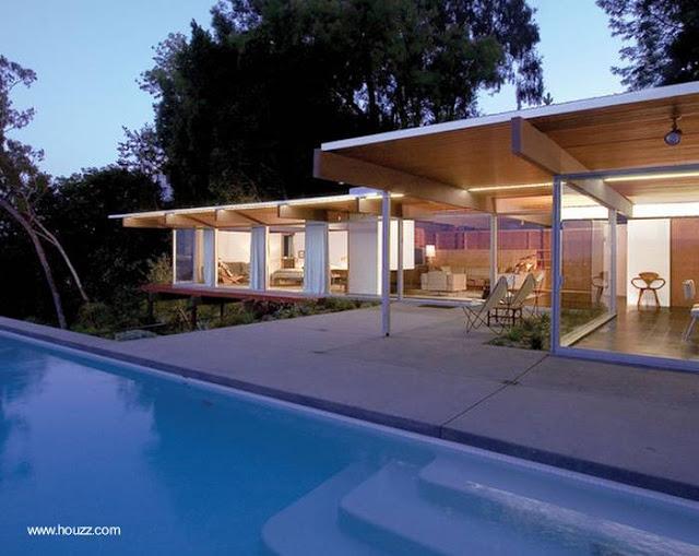 Casa californiana de estilo Contemporáneo en Venice, Estados Unidos