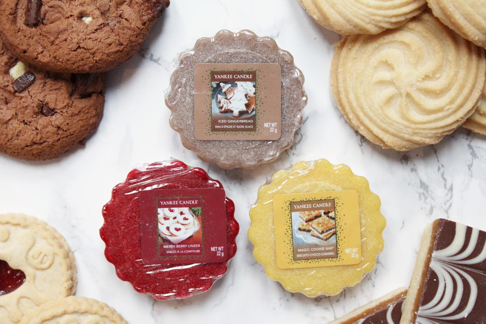 Yankee Candle Cookie Swap Collection Review