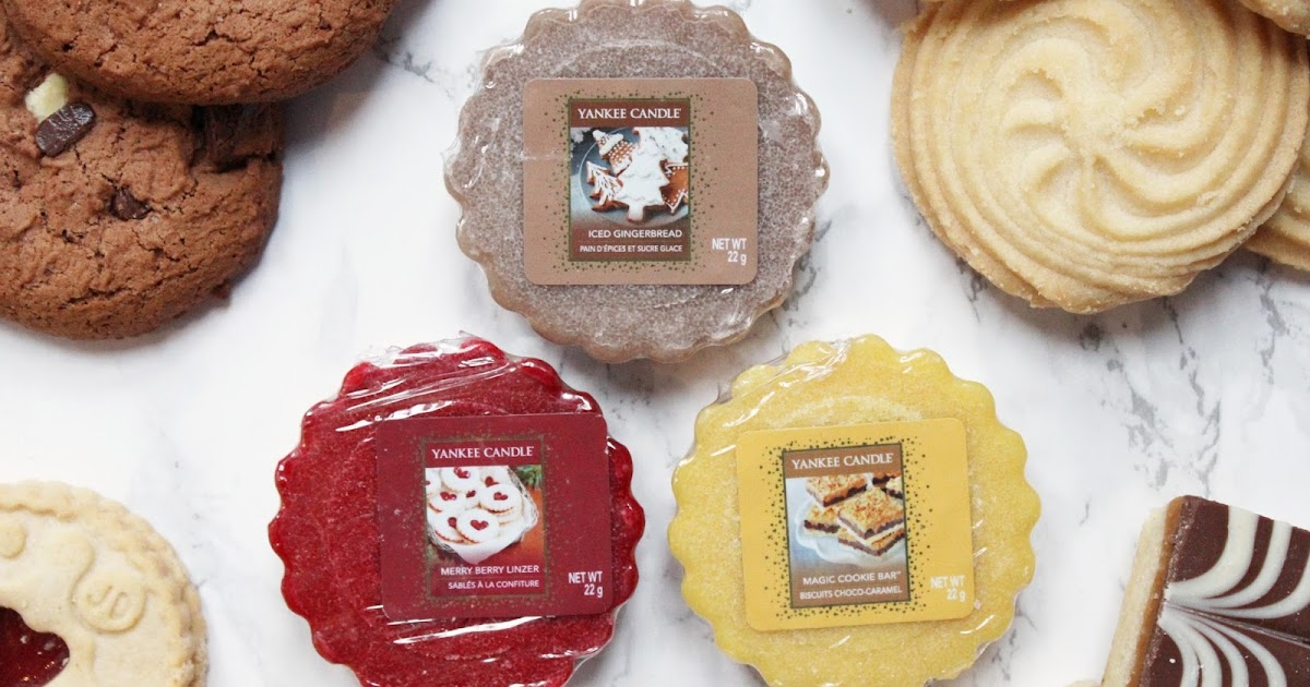 Yankee Candle Cookie Swap Collection Review — Hannah Heartss