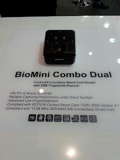 Suprema Biomini Combo Dual