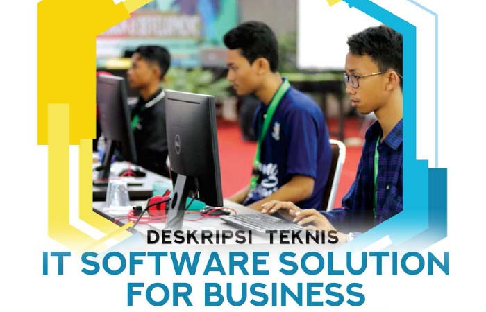 LKS SMK IT Software Solution for Business