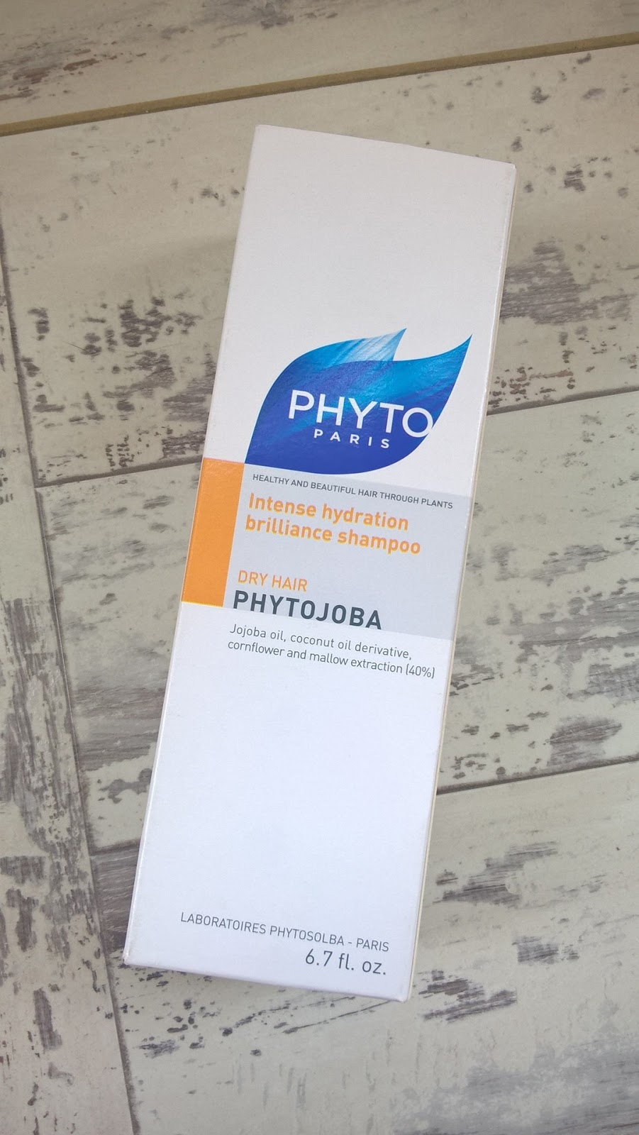 shampoos for thinning and fine hair - Phytojoba from Phyto Paris