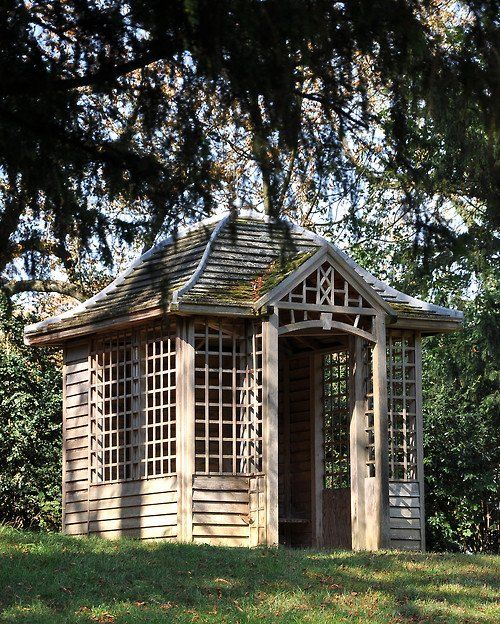 Lady Anne's Cottage: More Charming Garden Sheds