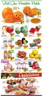Foodland Ontario flyer October 13 - 19, 2017