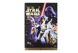 Book Tag Star Wars episodio IV