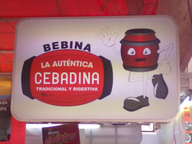 La cebadina es la bebida tradicional en la Feria de León