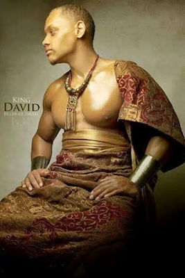 king david Black Biblical characters