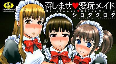 [Manga] 召しませ♡愛玩メイド [Meshimase♡Aigan Maid] Raw Download