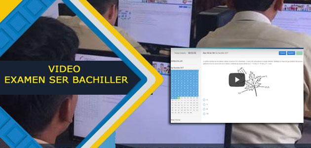 Inscripciones Examen Ser Bachiller 2017 segundo perdiodo www.serbachiller.ec