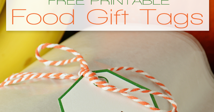i should be mopping the floor free printable food gift tags