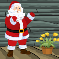 GamesGames4Escape Gift Santa Claus Rescue