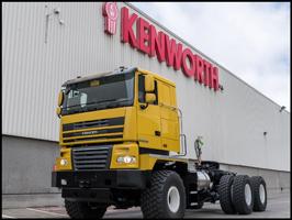 The Last Kenworth K500 Cabover