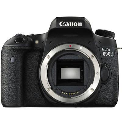 Máy ảnh canon 800D giá rẻ chính hãng - 151445