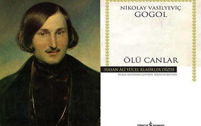 Ölü Canlar Nikolay Vasilyeviç Gogol