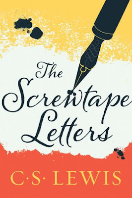 The Screwtape Letters by C.S. Lewis - book cover