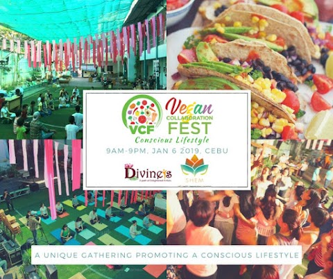First Cebu Vegan Collaboration Festival Coming This 2019