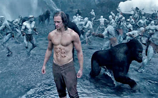 The Legend of Tarzan Alexander Skarsgard action movie